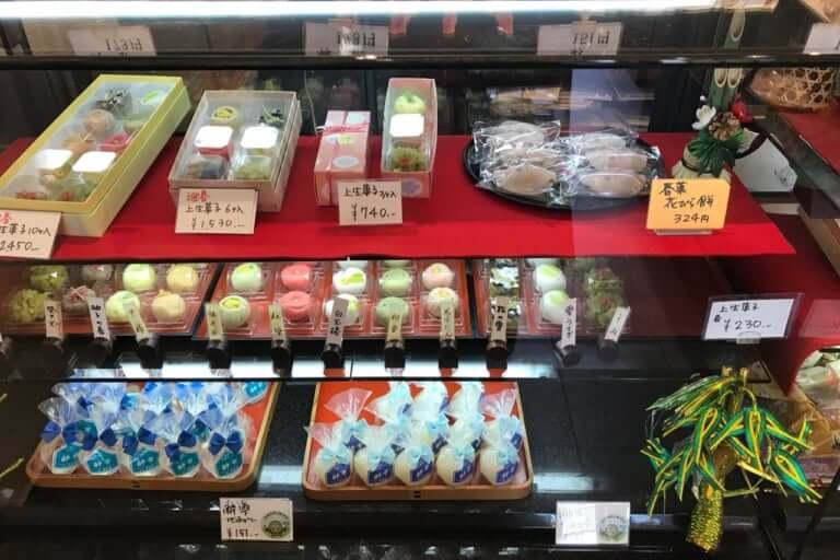 新春は和菓子を食べたくなる
