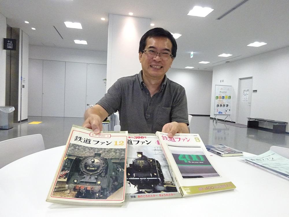 岡田隆義さんと記念号