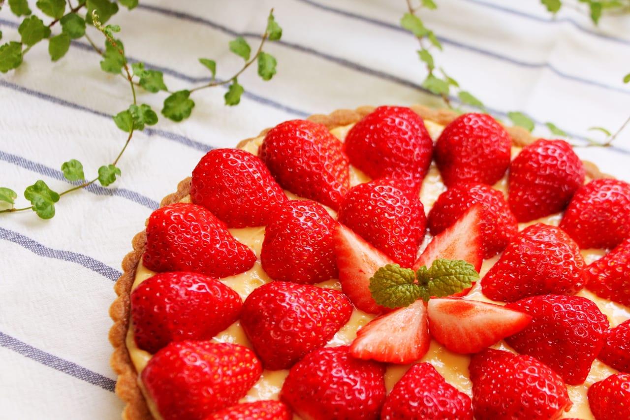 タルトケーキ イメージ
