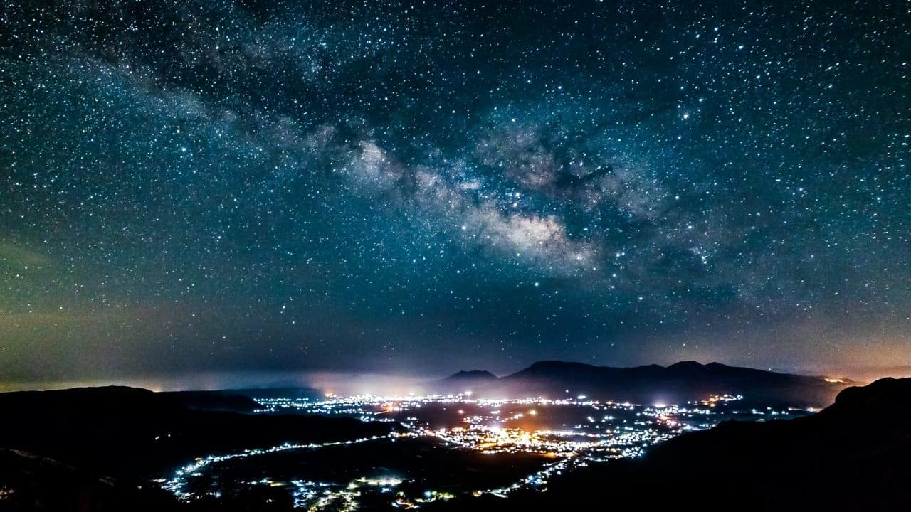 天の川 イメージ