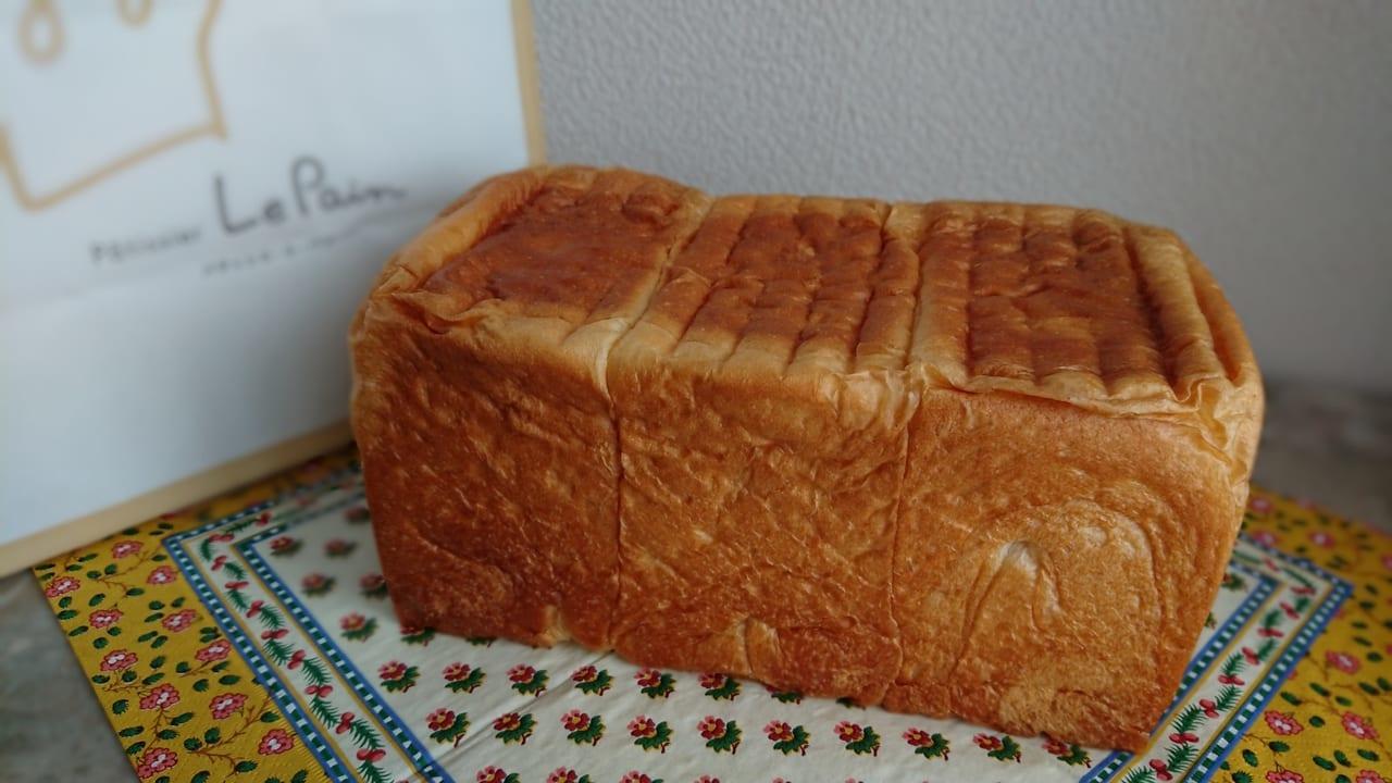 パティシエルパンの生食パン